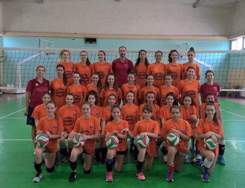 Panionios Volley Summer Camp 2017
