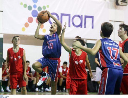 Πρώτη θέση για τα Μίνι στο 2ο «Τουρνουά Παύλος Γιαννακόπουλος»