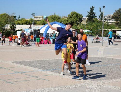 Φεστιβάλ Street Handball