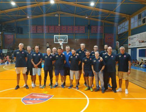 Επίσημη Έναρξη της Ακαδημίας Μπάσκετ